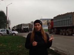 Корреспонденты выехали с ГАИ в рейд на перевозчиков сахарной свёклы