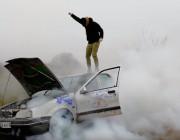 Авторы экстремального видео с автомобилем Renault-19 получили шесть штрафов