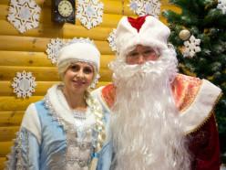 Мастерская Деда Мороза для всех желающих открылась в Слуцком центре народного творчества