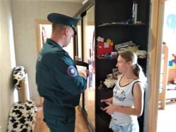 В целях предупреждения пожаров и гибели людей от них на территории Слуцкого района и города Слуцка созданы смотровые комиссии