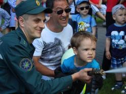 В Слуцком районе завершилась Республиканская акция «Не оставляйте детей одних!», приуроченная к международному Дню семьи и Дню защиты детей