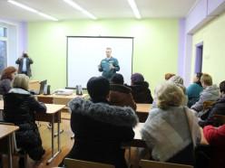 Слуцкий РОЧС регулярно проводит профилактические беседы в трудовых коллективах