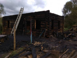 Трагедия в Рогачевском районе: на пожаре погиб 3-летний ребёнок