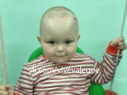 В Слуцке собирают деньги на лечение нейробластомы 2-летнего мальчика. Появился благотворительный номер телефона