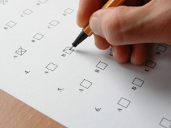 В ноябре пройдёт первый этап репетиционного тестирования абитуриентов