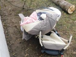 Расследование завершено: груз лесовоза опрокинулся на бабушку с внучкой из-за превышения скорости
