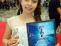 Случчанка стала победительницей VII Республиканского радиоконкурса «Маладыя таленты Беларусі»
