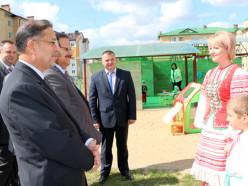 Делегация Исламской Республики Пакистан посетила учреждения образования Слуцка