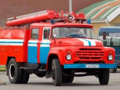В Солигорске на пожаре погиб пенсионер