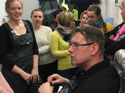 Немецкий подрядчик «Славкалия» начал подготовку кадров для проходки стволов на Нежинском ГОКе