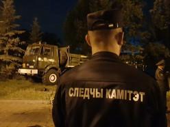 ЧП во время салюта в Минске: погибла женщина, есть раненые (обновлено)