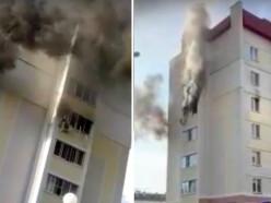 Из-за электросамоката в Солигорске сгорела квартира