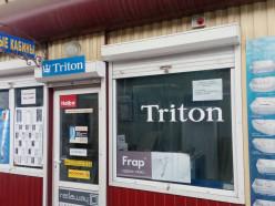 Сантехника в Слуцке в торговом павильоне «Тритон»