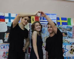 Традиционное Школьное Евровидение в СШ №11: победила Португалия