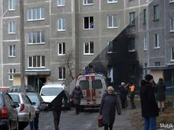 После ЧП на Солигорской в квартирах заменили окна. Фотофакт