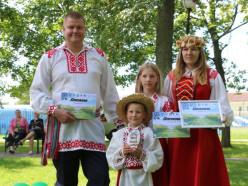 Семья Вайцеховичей из Подлесья стала «Властелином села-2019» в Слуцком районе