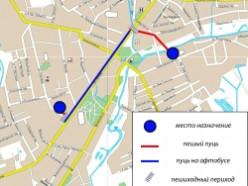 Мониторинг учеников Вконтакте и схема маршрута