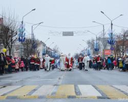 В шествии Дедов Морозов примет участие 101 спасатель