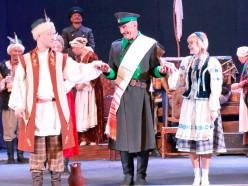 Завтра в Слуцке пройдёт спектакль «Пинская шляхта или Брутальная история»