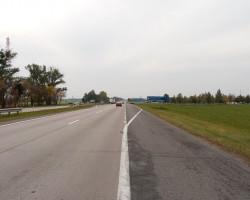 СК: сегодня вечером будет перекрыто движение по трассе Р23