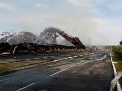 По факту пожара на «Беларуськалии» возбуждено уголовное дело