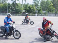 Проиграв все матчи, мотоболисты СДЮСТШ из Слуцка заняли последнее место в чемпионате страны