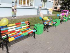 Идею слуцких «библиотечных скамеек» переймут для улиц немецкого города Бергхайм