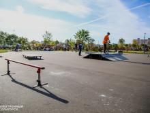 Стало известно, когда начнётся монтаж скейт-парка в Солигорске и какие конструкции там будут установлены