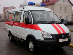 Автопарк слуцкой «скорой» пополнился четырьмя новыми автомобилями