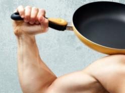 Разбой со сковородой