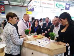 Предприятия Случчины приняли участие в Азербайджанской международной выставке «Пищевая промышленность»