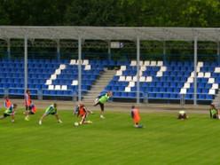 СФК «Слуцк» осваивает родной стадион