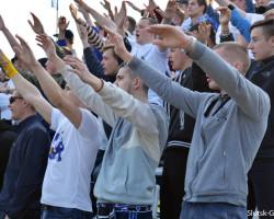 В понедельник пройдёт встреча болельщиков СФК «Слуцк», руководства клуба и милиции