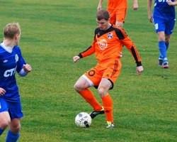 «Слуцк» и «Смолевичи» сыграли со счётом 1:1