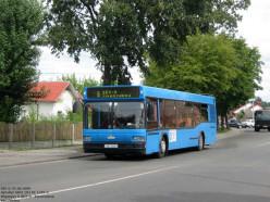 С 15 июня изменится время отправления двух рейсов автобуса №6