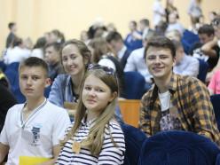 Ученики слуцких школ приняли участие во II-ом Международном детском форуме «Скориновские дни в Полоцке - 2016»