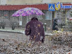 На этой неделе в Беларуси ожидаются снег и гололёд. Объявлен оранжевый уровень (обновлено)