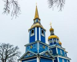 Расписание рождественских богослужений в храмах Слуцка