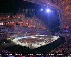 Олимпиада-2014. Открытие. Представители. Расписание