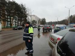 Задача Госавтоинспекции – снижение аварийности в Солигорском районе