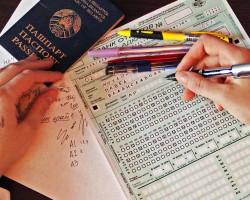 Чиновники утвердили график ЦТ: тесты пройдут с 12 июня по 2 июля