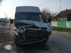 Под Солигорском водитель преследовал микроавтобус, подбивший его, пока тот не попал во второе ДТП