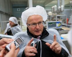 Анатолий Стецко покинул пост гендиректора ОАО «Слуцкий сыродельный комбинат»