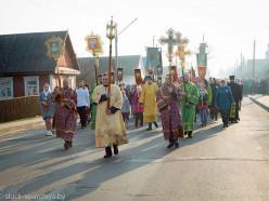 Слуцкая епархия: Крестный ход отменили, но Божественная литургия состоится