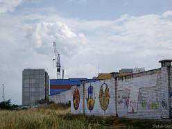 На Магистральной со стройки супермаркета GREEN украли стройматериалов на 36,5 млн.