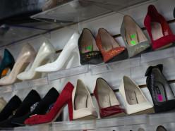 Большая распродажа женской обуви в магазинах «Стрекоза»!