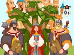 8 февраля в Слуцком ГДК состоится показ интерактивного спектакля «Новая история о трёх богатырях»