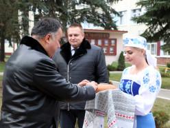 Делегация из Таджикистана посетила Слуцкий мясокомбинат (обновлено)