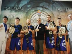 Случчанин завоевал пояс по тайскому боксу на чемпионате мира в Греции