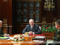Лукашенко рассказал о белорусской реакции на американские танки в Литве: «Никакого бряцания оружием»